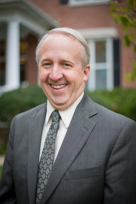 Gary Stocker, Ph.D., Chief of Staff.
