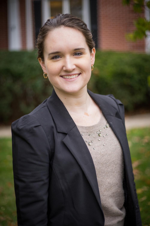 Sarah O'Neil, Executive Assistant