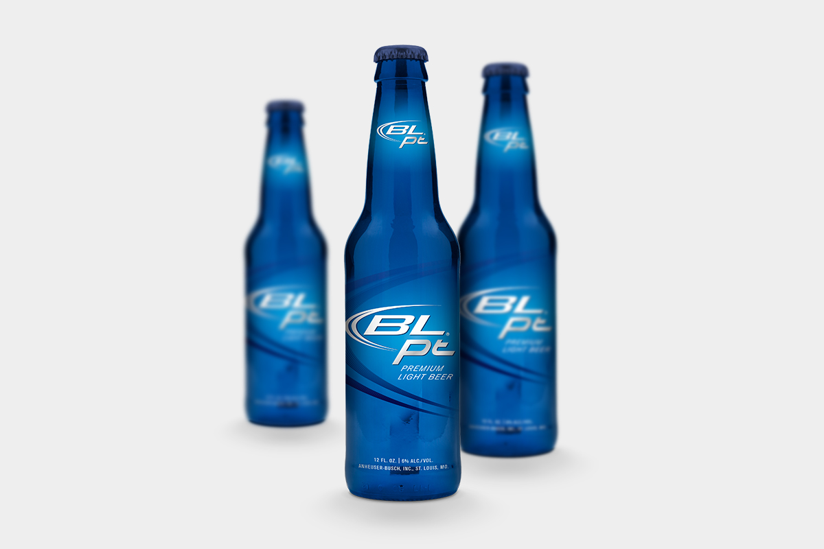 busch platinum anheuser bud light