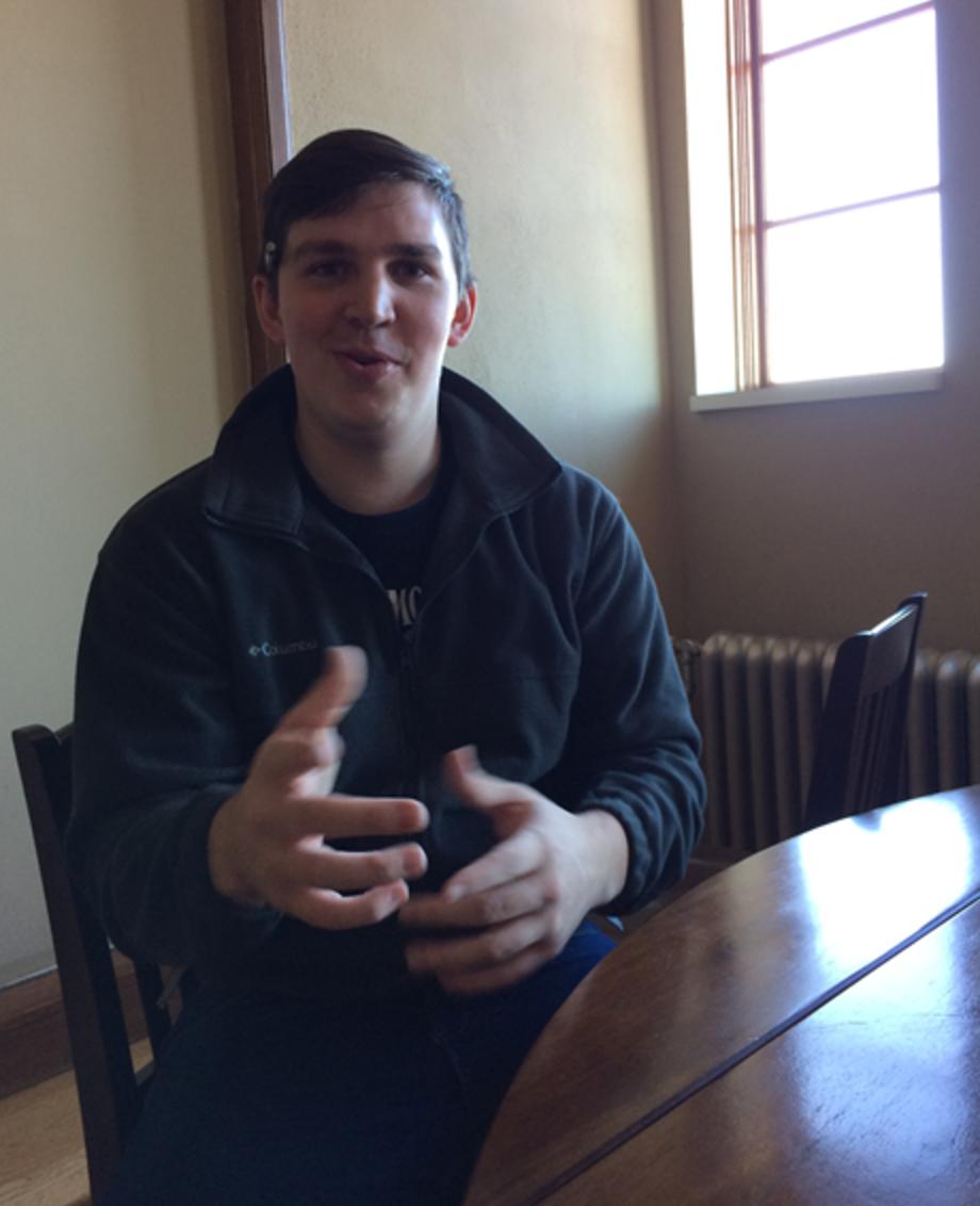 Meet Josh Harbaugh — Tenth Muse Literary Magazine