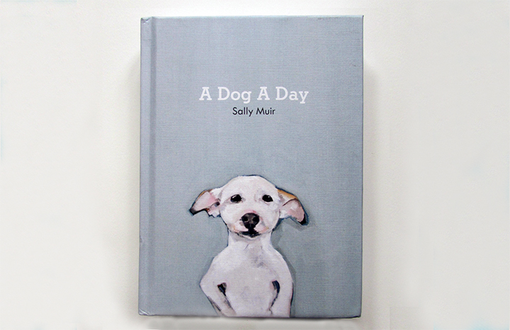 A Dog A Day book