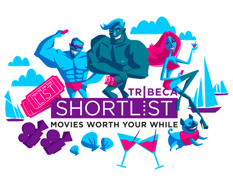 Tribeca Shortlist Provincetown Shirt Graphic