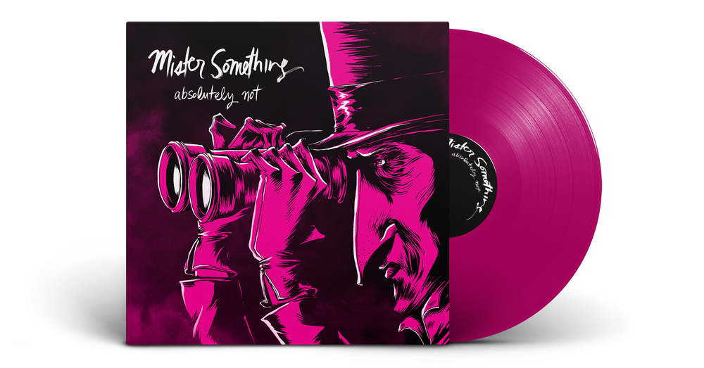 Mister Something Vinyl