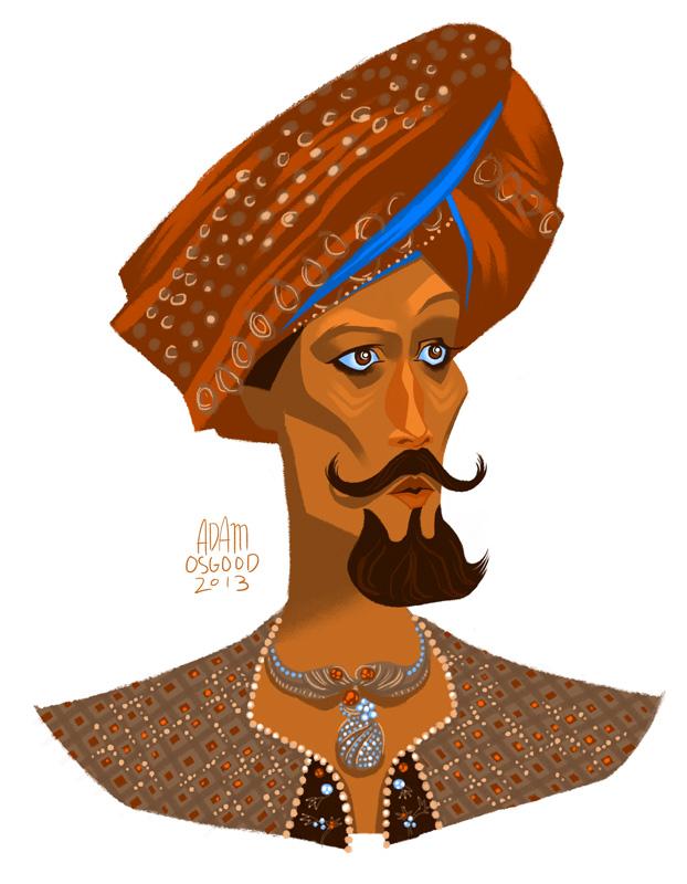 Genie of Agrabah