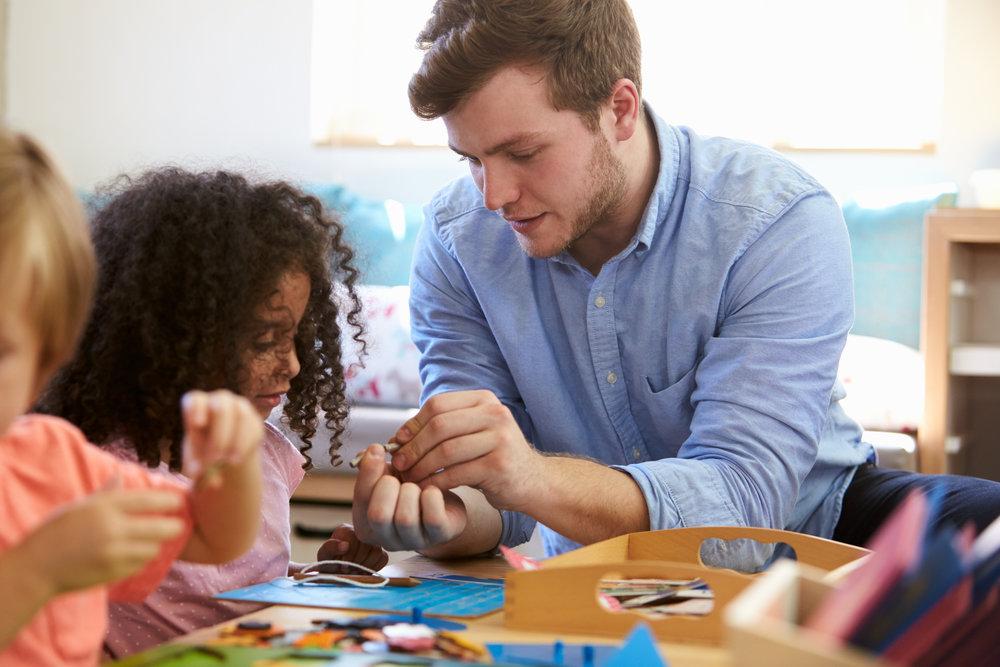 Child Ratios & Supervision -