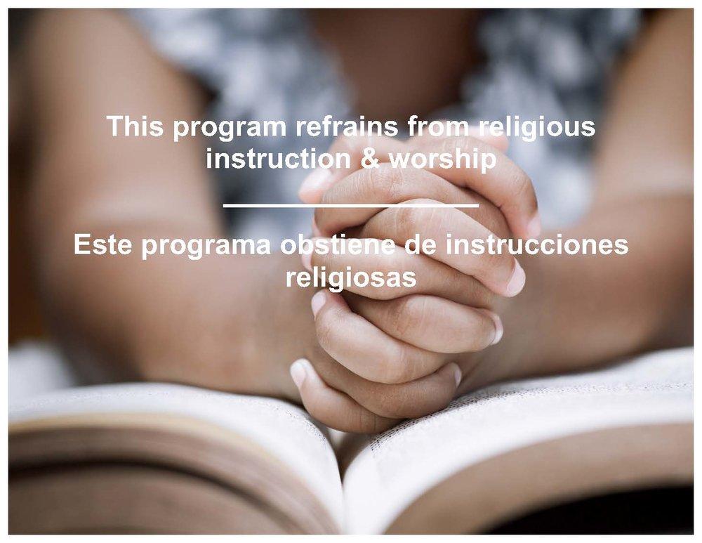 This program refrains from religious instruction.jpg