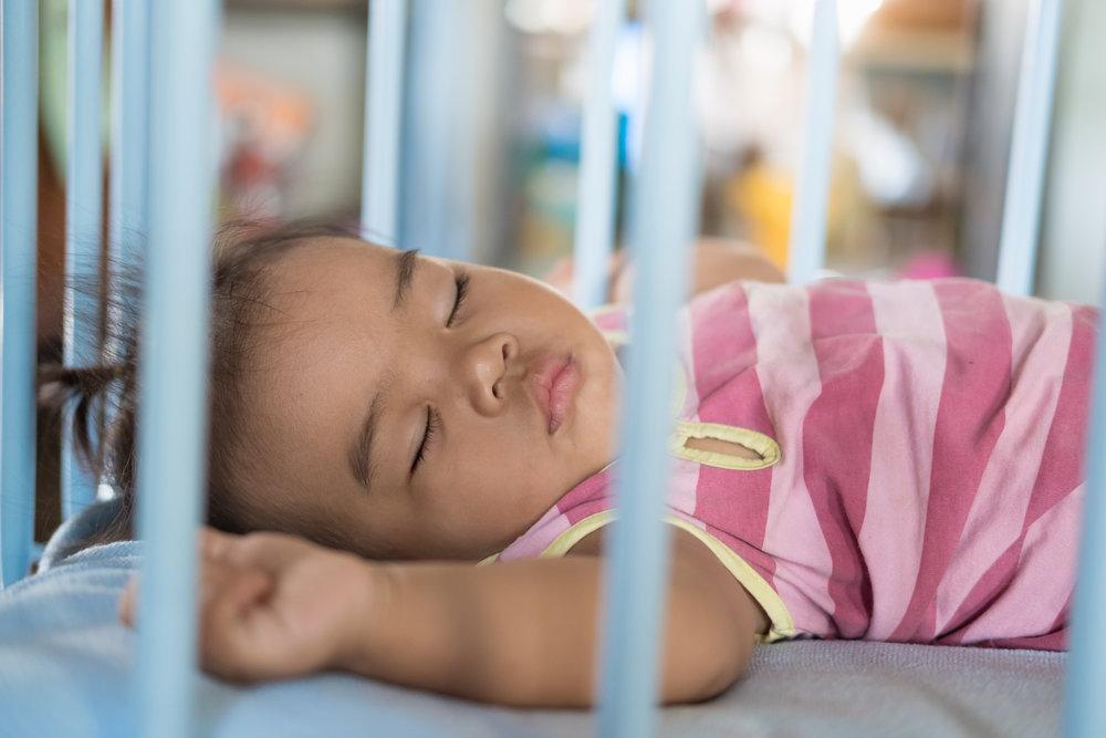 Safe Sleep for Infants -