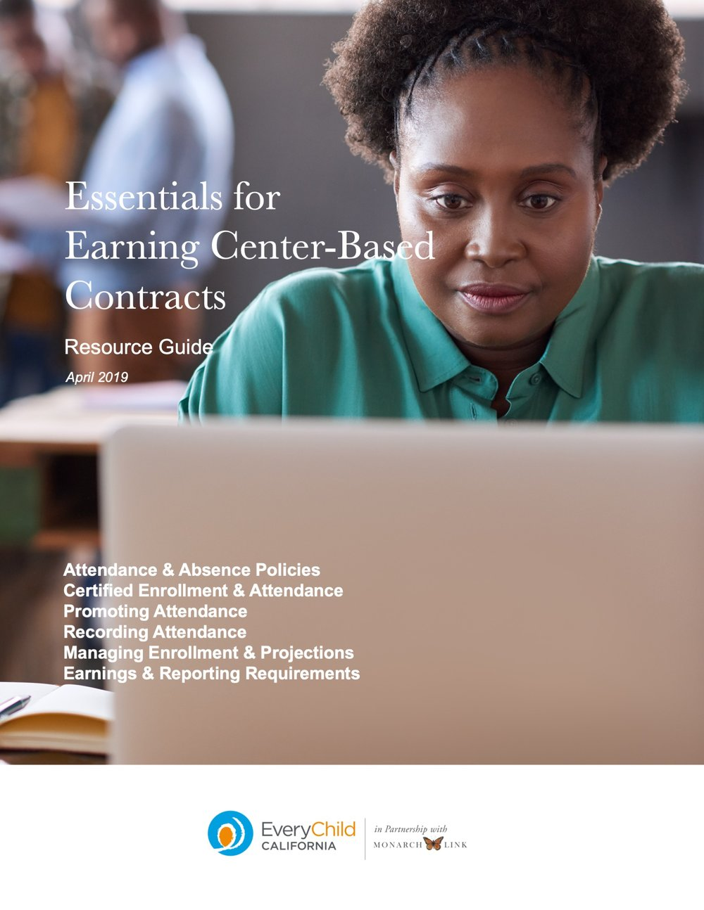 Resource Guide - Tool for self-paced new employee trainings, live trainings & as a day-to-day desk reference manual.