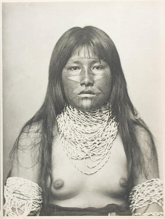 O'odham woman