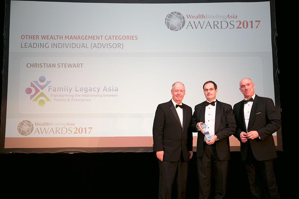 Christian Stewart Award