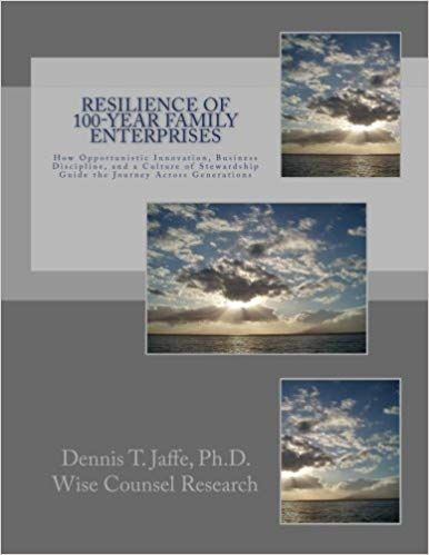 Resilience of Family Enterprises