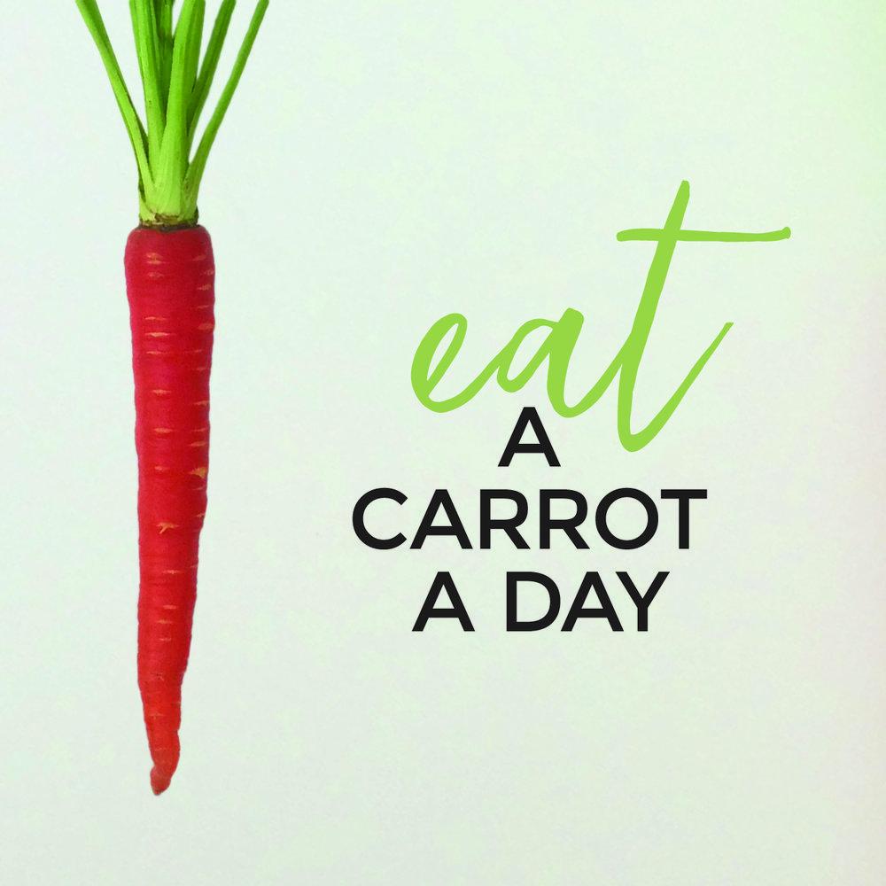 Carrots + Balancing Hormones