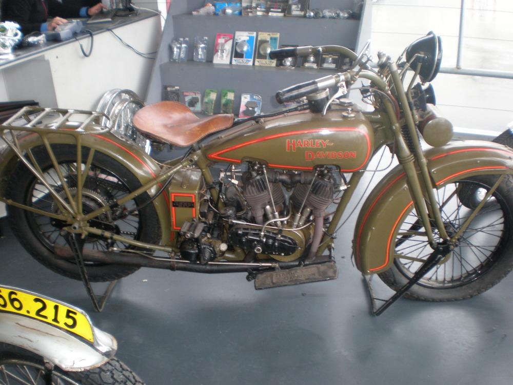 1927 Harley Davidson