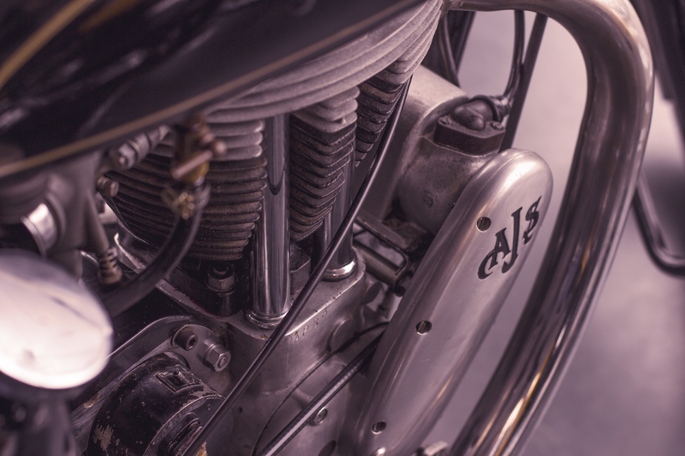 TREVOR HALL MOTORCYCLES    Est. 1997