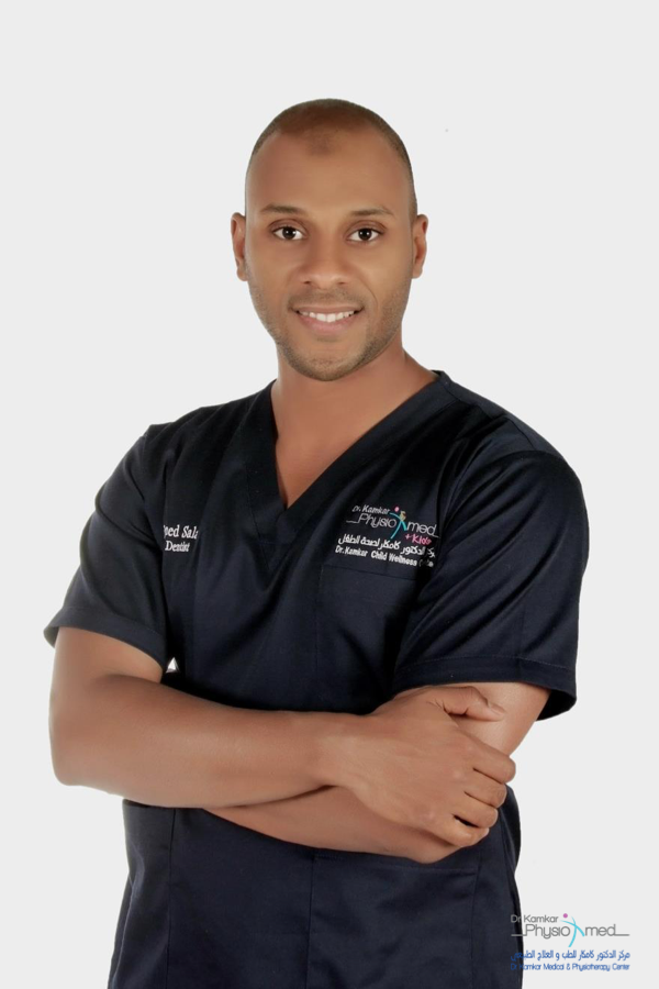 Dr. Mohamed Salah Mohamed Khair Mohamed - General Dentist