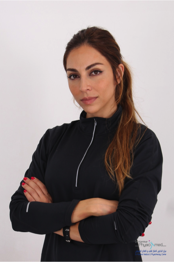 Ms. Shadi Azadtavana - Physical Trainer & Coach