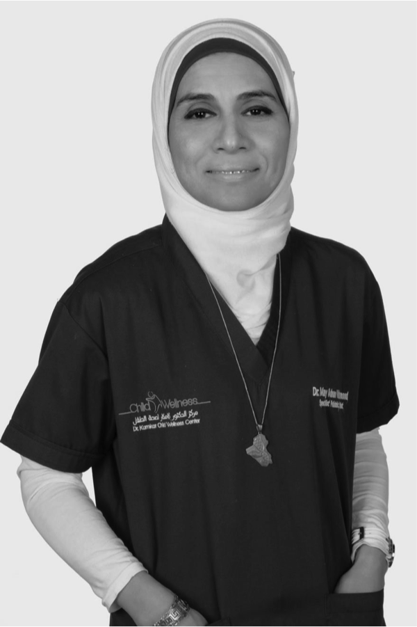 Dr. May Adnan Mahmood AlQassab