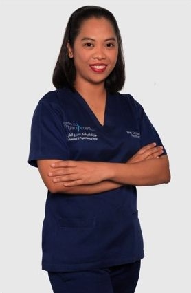 Ms. Mary Carousel Bajao Zacal - Physiotherapist