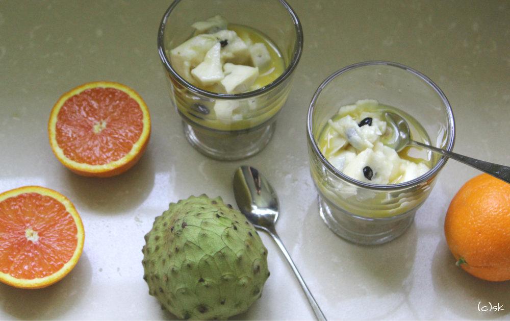 Cherimoya-Alegre-Dessert