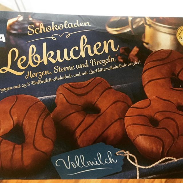 It's early but this year I am ready to welcome the season. I ❤️ my aunt. #germantreats #lebkuchen #tasteofhome