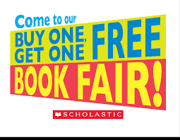 scholastic buy one get one book fair