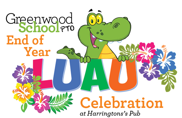 End Of Year Calendar : End of year luau celebration — greenwood school pto
