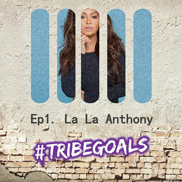 👊🏼⚡#Repost @tribe.goals ・・・ #HappyNewYear we just dropped our latest episode of #TRIBEGOALS #podcast with the talented and lovely @lala of @starz @power_starz as we chat about how she juggles her busy life, her inspirations and more #PowerTV @athleisurestudio #athleisurestudio @athleisuremag #athleisuremag check it out on your fave listening platforms @spotify @applepodcasts @stitcherpodcasts and more!