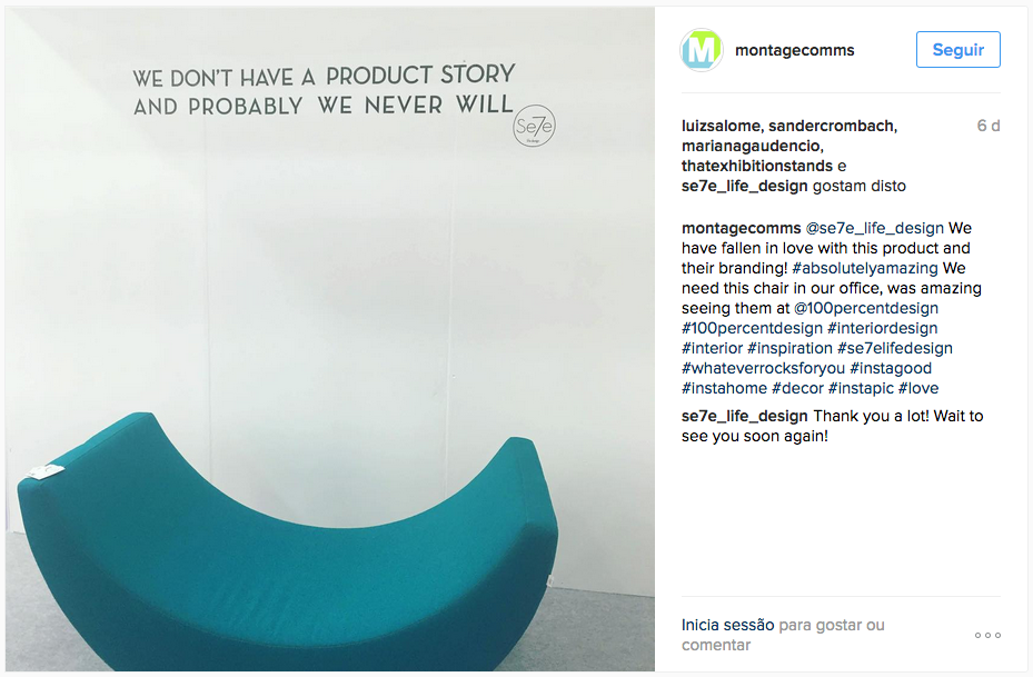 From Montage Communications with love at Instagram    link