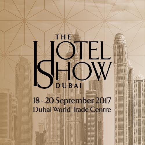 Hotel Show Dubai 2017