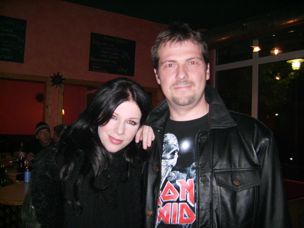 Lisa von Xandria, Ingolstadt 2007