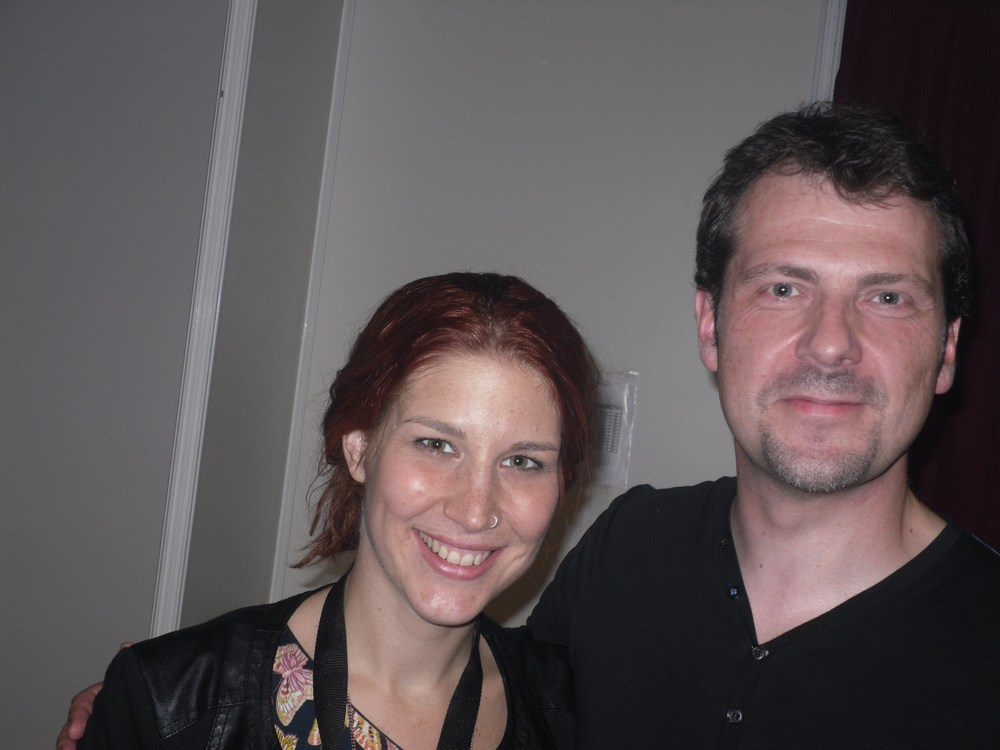 Charlotte Wessels (Delain) beim Female Voices Festival 2012
