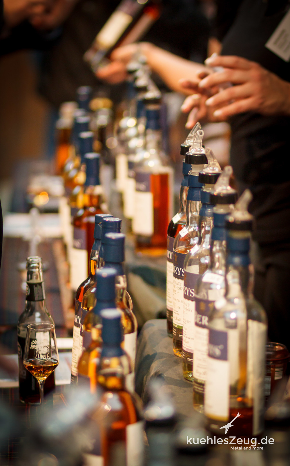 Whisky, Whisky und noch mehr Whisky