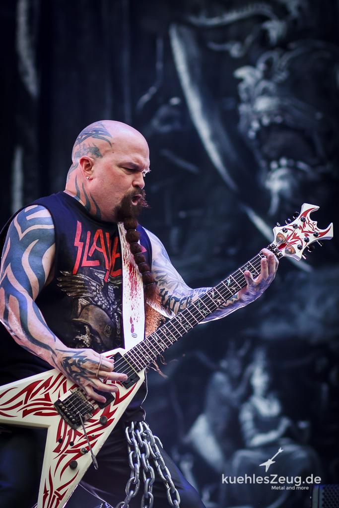 Slayer -  Mehr Bilder