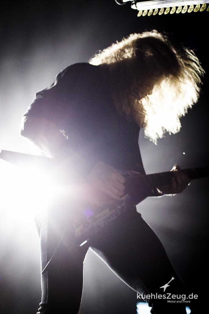 Megadeth - mehr Bilder