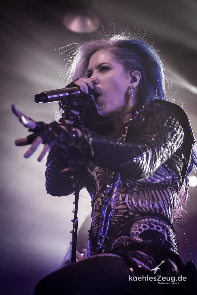 Arch Enemy -  Mehr Fotos