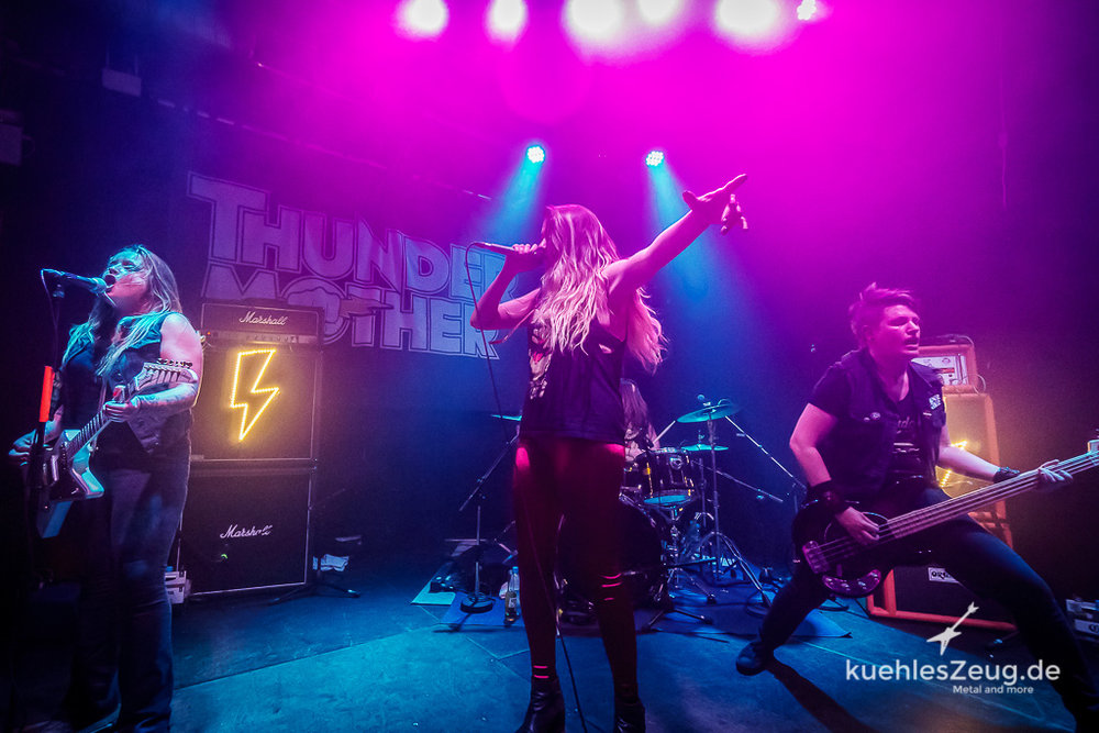 Thundermother -  mehr Bilder