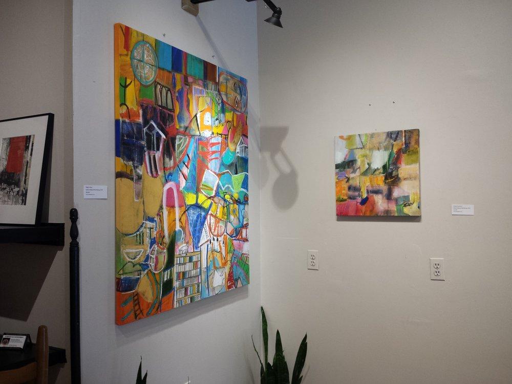 Skhēma - Gallery 505 NorthFrederick, MDJuly 2017