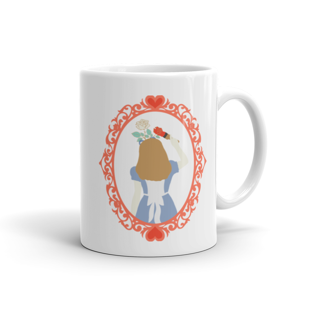 Looking Glass Mug