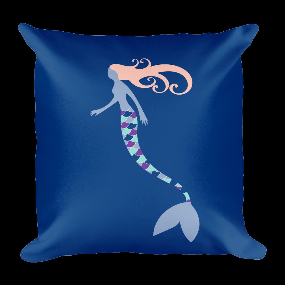 Mer Pillow