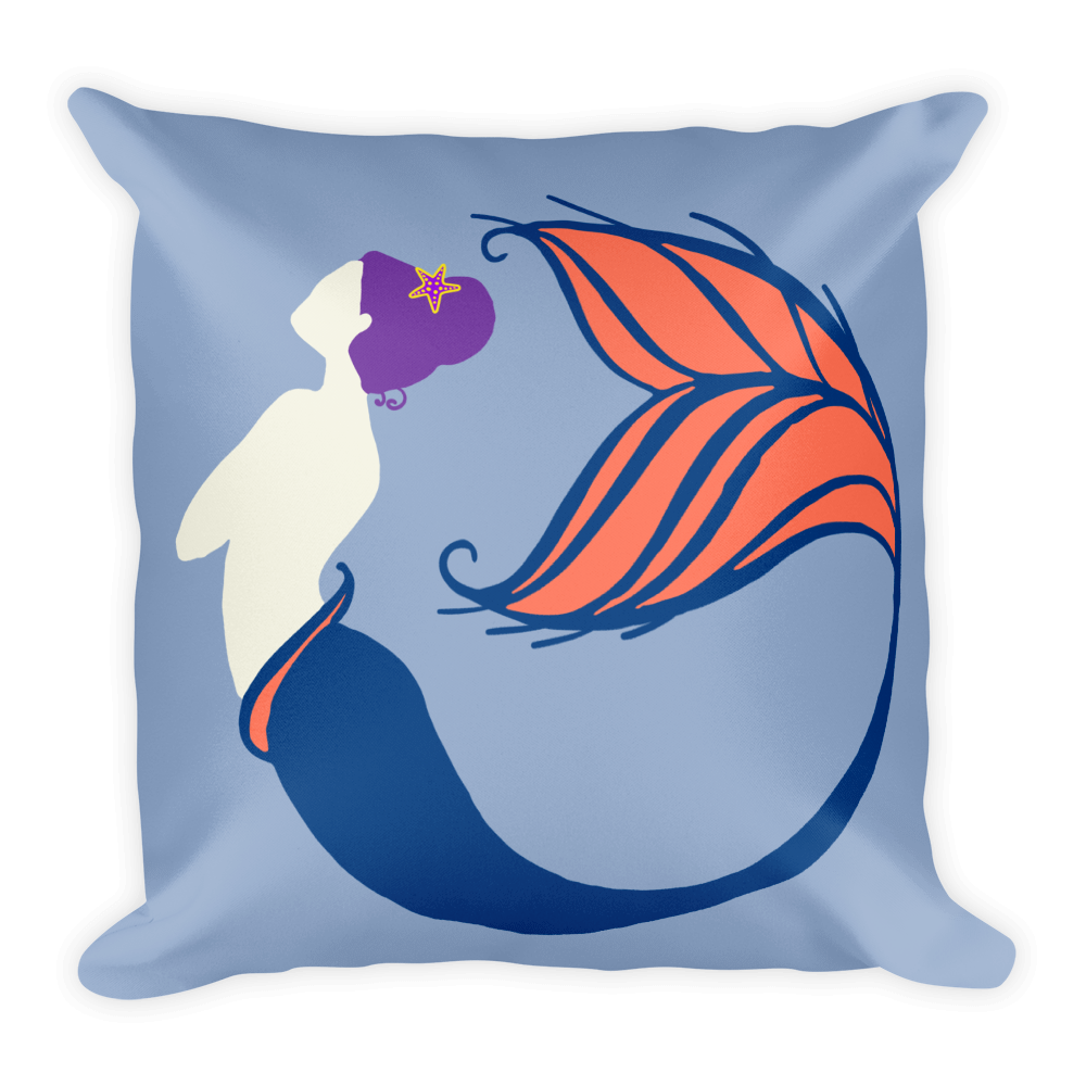 Beauty of the Sea Pillow