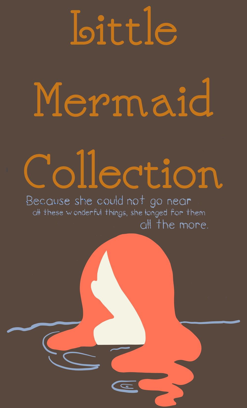 Little Mermaid Collection Banner