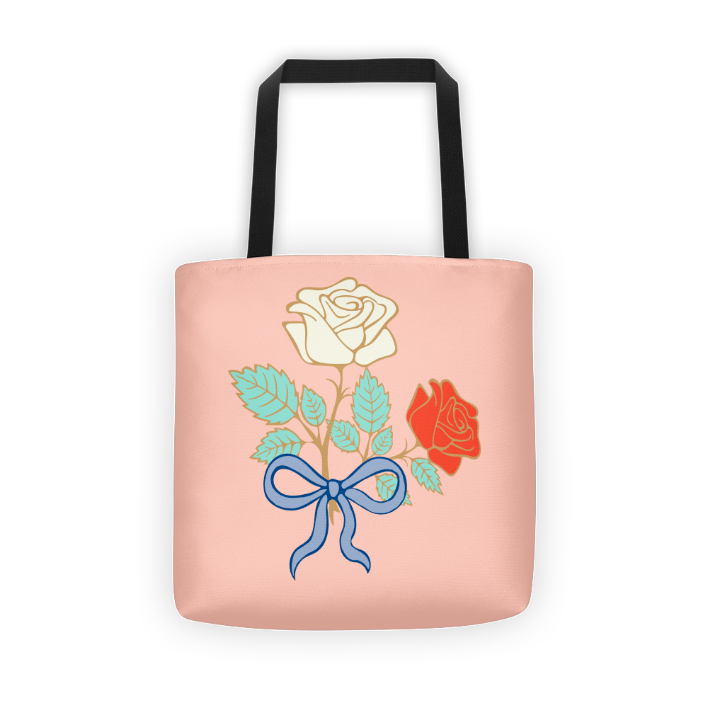 Red Rose Tote