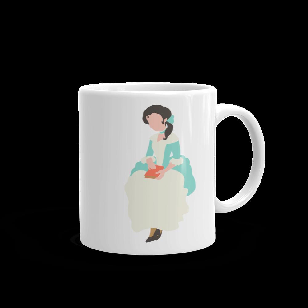 Belle Est La Lecture Mug