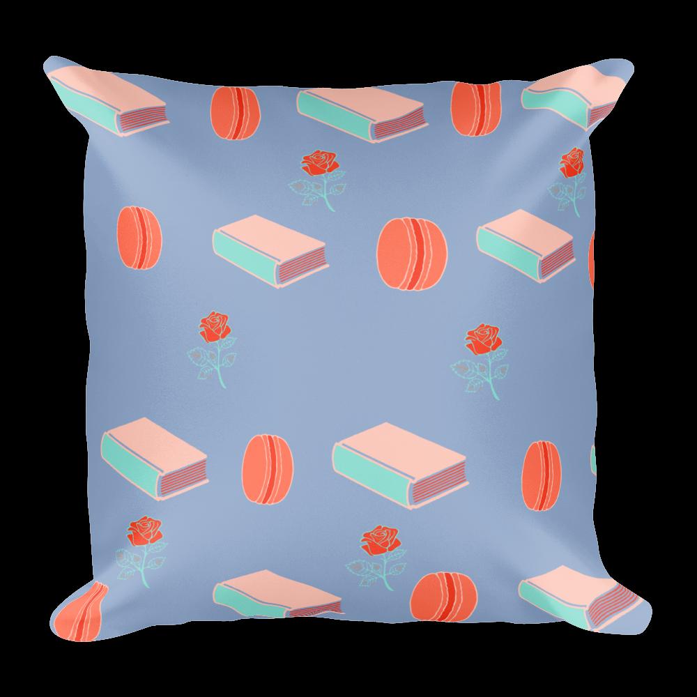 A Reading Pillow