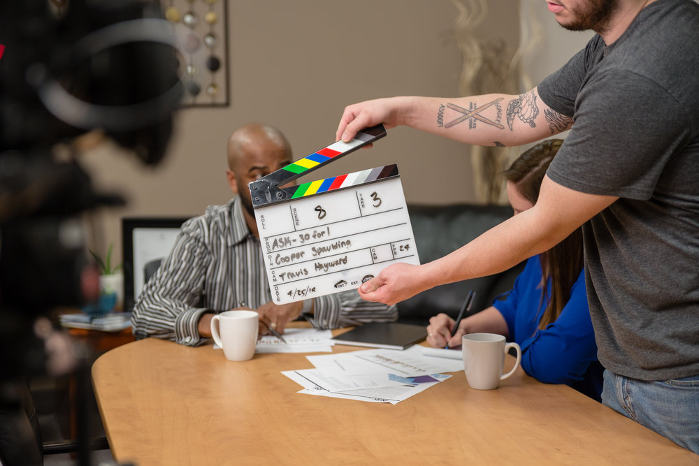 Commercial Video Production  - From script development to post-production editing, we transofrm ideas into high-quality videos.