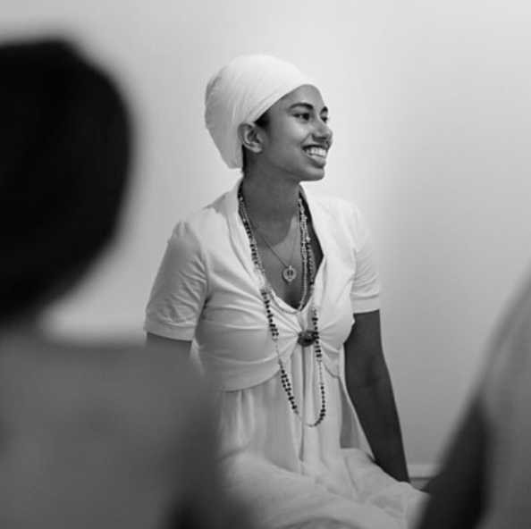`photo of Giangeet Kaur by Naomi Yamada