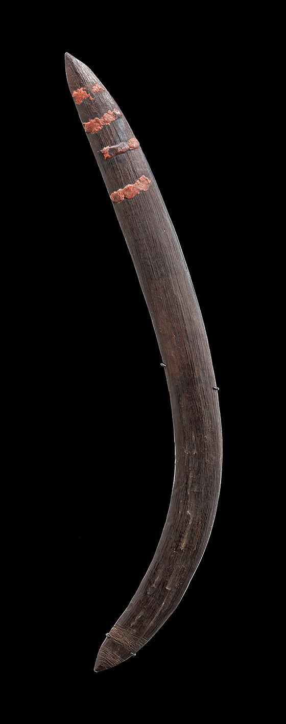 A Fine Boomerang