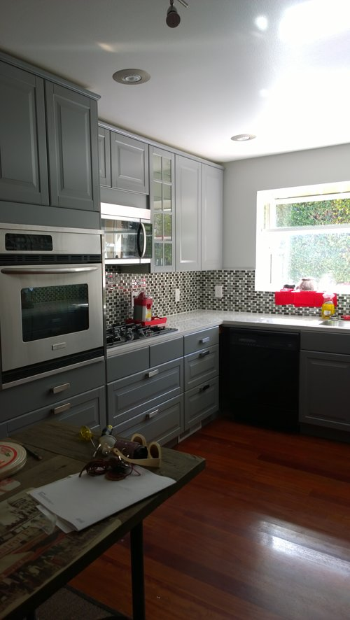 Mary\'s Kitchen — Celine Caine Design