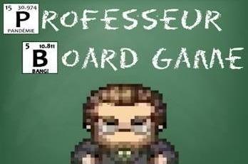 Professeur Boardgames -La route des jeux - Vidéo mise en ligne le 8 novembre 2017
