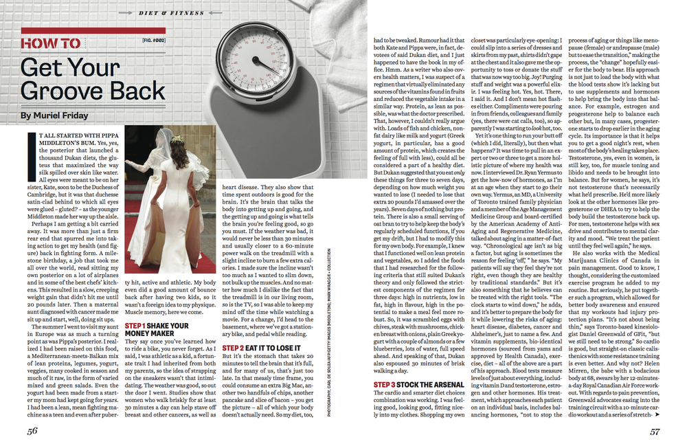 Bio identical hormones with Dr. Ryan Yermus in Zoomer Magazine